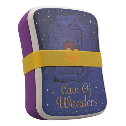 Disney Aladdin Cave Of Wonders Bamboo Lunch Box